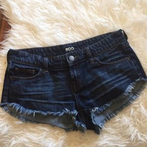 BDG Low Rise Dolphin Shorts